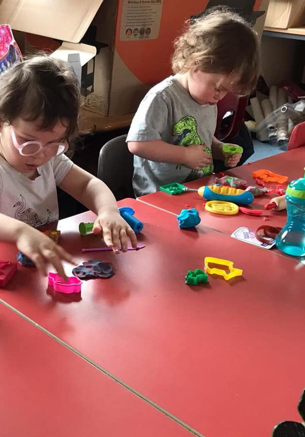 Mother and Toddler Group at Miserden School