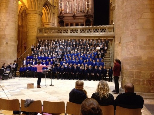 Gloucester Cathedral Voices Concert